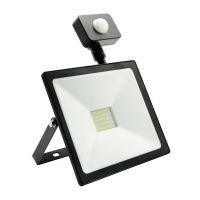 Светодиодный (LED) прожектор FL Sensor Smartbuy-30W/6500K/IP65 (SBL-FLSen-30-65K)