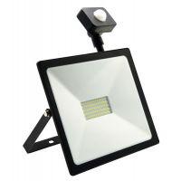 Светодиодный (LED) прожектор FL Sensor Smartbuy-50W/6500K/IP65 (SBL-FLSen-50-65K)