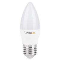 Светодиодная лампа Sparkled CANDLE C37 7Вт 4000K E27 (LLS37-7E-40-27)