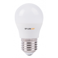 Светодиодная лампа Sparkled MINI CLASSIC G45 7Вт 6500K E14 (LLS45-7E-65-14)