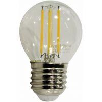 Светодиодная (LED) Лампа FIL Smartbuy-G45-5W/4000/E27