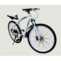Велосипед BMW X1 26'' спицы, оборудование Shimano, цвет белый