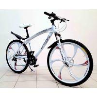 Велосипед BMW X1 26'' литые диски, оборудование Shimano, цвет белый
