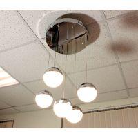 Светодиодная люстра (LED) Smartbuy Подвесная Хром 6005 35W 4000K (SBL-PL-35W-6005-4K)