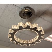 Светодиодная люстра (LED) SmartbuyCrystal160-18W/4K (SBL-CR-18W-160-4K)