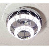 Светодиодная люстра (LED) Smartbuy Crystal 6167 3 color dimming-38W (SBL-CR-38W-6167dim)