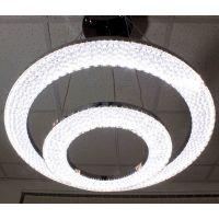 Светодиодная люстра (LED) Smartbuy Crystal 7008 3 color dimming-55W (SBL-CR-55W-7008dim)
