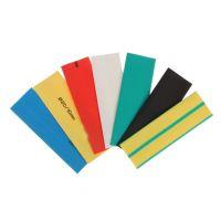 Термоусаживаемая трубка 4/2 набор (7 цветов по 3 шт, 10 см) (SBE-HST-4)