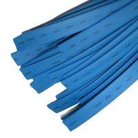 Термоусаживаемая трубка 12/6, синяя, 1 метр (SBE-HST-12-db)