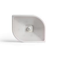 Светодиодный фонарь с датчиком движения и света 8 LED Smartbuy 4AAA, белый (SBF-11-K)/50