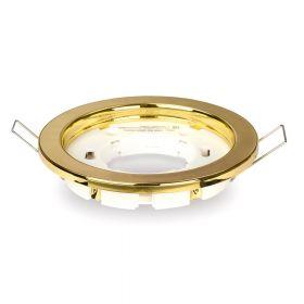 Светильник встраиваемый под лампу GX53/Gold (SB-Svet-Gold)