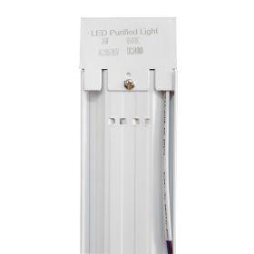 Светодиодный (LED) светильник LU2 Smartbuy 20W 6500К матовый  (SBL-LU2-20W)