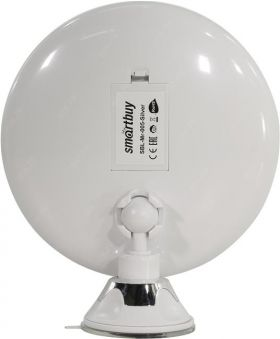 Настенное зеркало Smartbuy с LED подсветкой 005/5+ Silver (SBL-Mr-005-Silver)