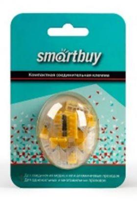 Строительно-монтажная клемма, 4 отверстия , розничная упаковка (SBE-pwco-4-rp)/15