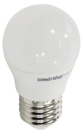 Светодиодная (Диммер) (LED) Лампа Smartbuy-G45D-07W/3000 (SBL-G45D-07-30K-E27)