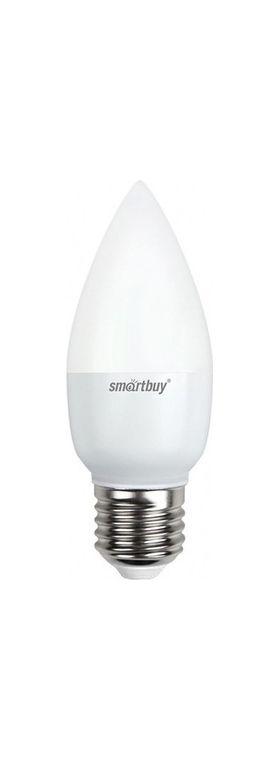 Светодиодная (LED) Лампа Smartbuy-C37-9,5W/6000 (SBL-C37-9_5-60K-E27)